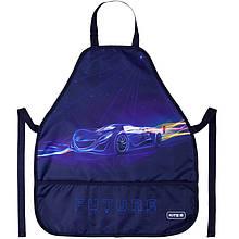 Фартушек для творчества Kite20 K20-161-8 темно-синий с нарук 161 Futuristic