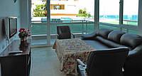 55 100 евро - 2-х комнатная квартира с мебелью и панорамой на море в к-се Бельведере