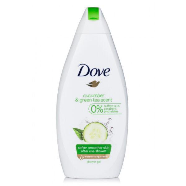Крем-гель для душа дав Dove Дав Прикосновение свежести, 500 мл