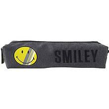 Пенал Eurocom 53302 22x11x6 Smiley Sporty