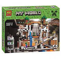 Конструктор Майнкрафт 10179 Minecraft Шахта 926 деталей