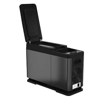 Компрессорный автохолодильник (подлокотник) Alpicool CF8. Режим работы + 20 ℃ до -15 ℃