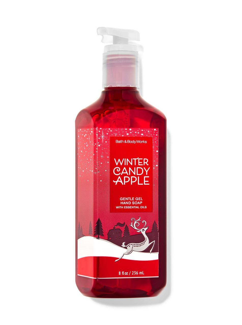 Рідке мило для рук Bath and Body Works - Winter Candy Apple