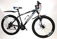 "Велосипед Hammer S200 26"" черно-синий"