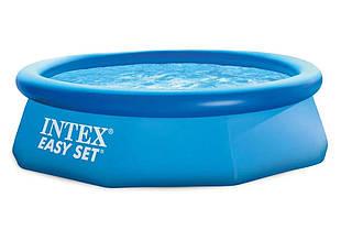 Надувной бассейн Intex 28143, 396-84см