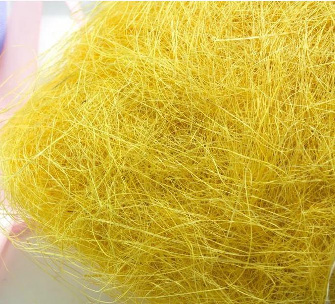 Сизаль желтая 40 гр