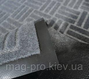 Решіток килимок Пантера (Pantera) 80х120 Сірий