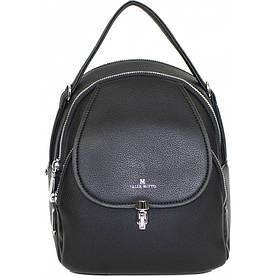 Сумка-рюкзак женская №86826 Чёрный #M/K