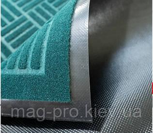 Решіток килимок Пантера (Pantera) 80х120 Зелений