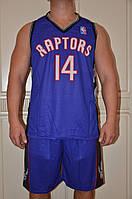 Баскетбольная форма команды Рапторс