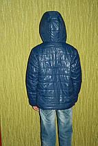 Весняна куртка для хлопчика, фото 2
