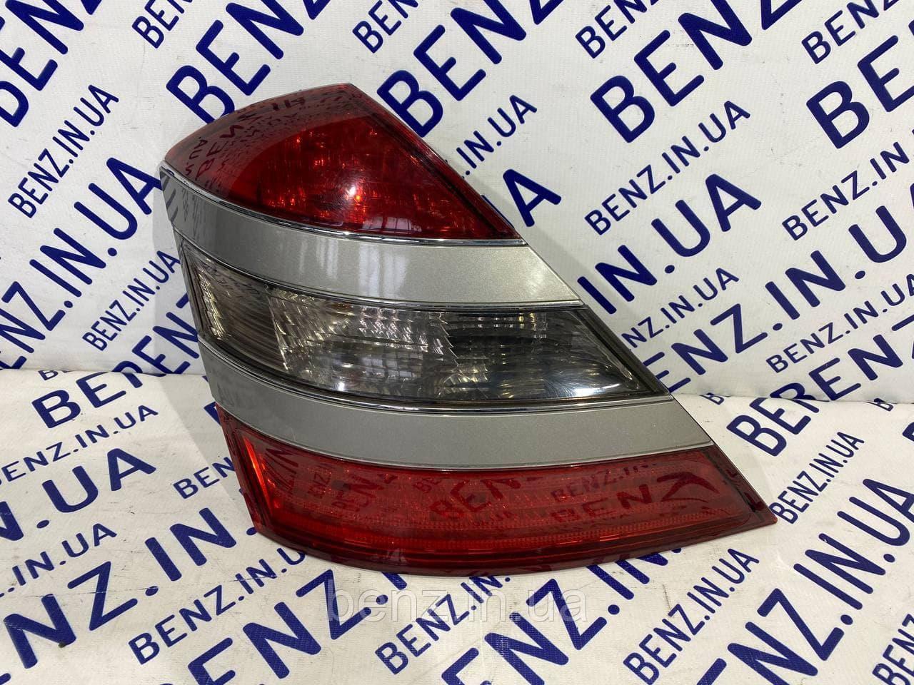 Задній ліхтар ліворуч Mercedes W221 A2218200166