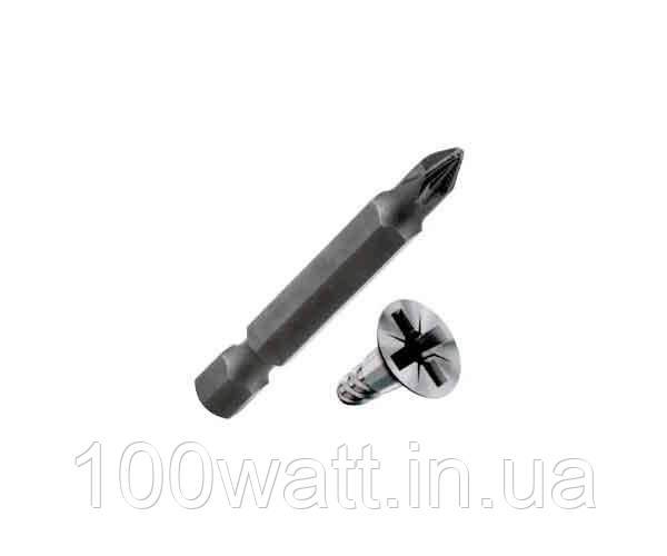Біта магнітна для шуруповерта L50 Pz2 подовжена ST278