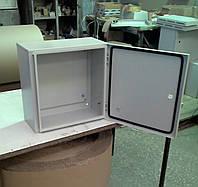 Металлический шкаф под ящик управления освещением 400*400*200 iP54