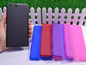 Силиконовый TPU чехол для Sony Xperia M5 Dual E5633
