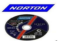 Круги абразивные для металла Norton (125*1.6*22.2)