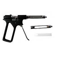 Шприц пистолет интралигаментарный, 1 шт,  с двумя переходниками