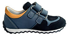 Кросcовки Perlina 4SINIY Синий, фото 2