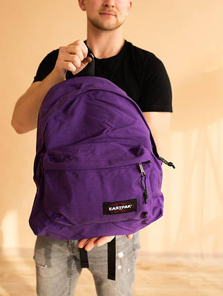 """ОРИГИНАЛ! Рюкзак EASTPAK """"Фиолетовый"""", фото 2"""