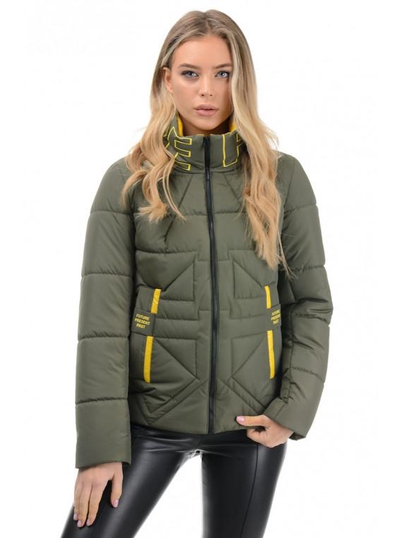 Модна молодіжна демісезонна куртка розмір 44-50 Весна 2021
