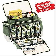 Набор для пикника на 6 персон Ranger Rhamper Lux НВ6-520