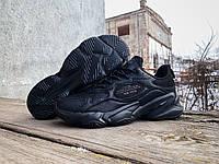 Мужские кроссовки BaaS Ploa Full Black черные