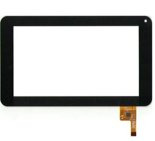 "Сенсор (Тачскрин) для планшета 7"" Globex GU701C   GU702R (для платы на процессоре Allwinner) (186*111мм,12pin)"