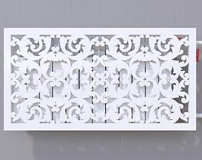 Декоративная решетка на батарею SMARTWOOD   Экран для радиатора   Накладка на батарею
