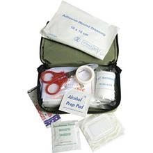 Набір першої допомоги (аптечка) мал. MIL-TEC OLIVE 16026001