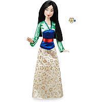 Кукла принцесса Мулан с кольцом для девочки Дисней Mulan Classic Doll with Ring Disney оригинал, фото 1