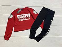 Спортивний костюм для дівчаток. 110 - 128 зростання