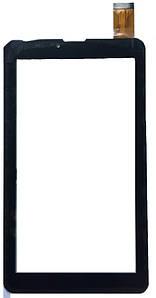 "Оригинальний Сенсор (Тачскрин) для планшета 7"" Apache M77 3G 50 pin (184х104mm)(Черный)"