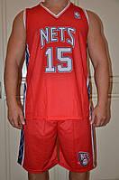 Баскетбольная форма команды Бруклин Нетс