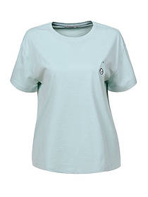 Женская свободная футболка