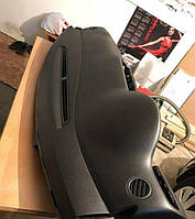 Термовинил кожзам ( биэластик ) ЭКО кожа перетяжка салона авто панель 140х50см кусок