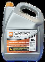 Тосол ДК жидкость охлаждающая 10 литров (4802617327)