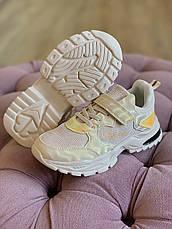 Детские кроссовки Рефлективные на девочку, фото 3