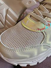 Детские кроссовки Рефлективные на девочку, фото 2