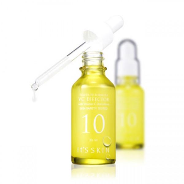 Сыворотка для лица с витамином С It's Skin Power 10 Formula VC Effector  с витамином C