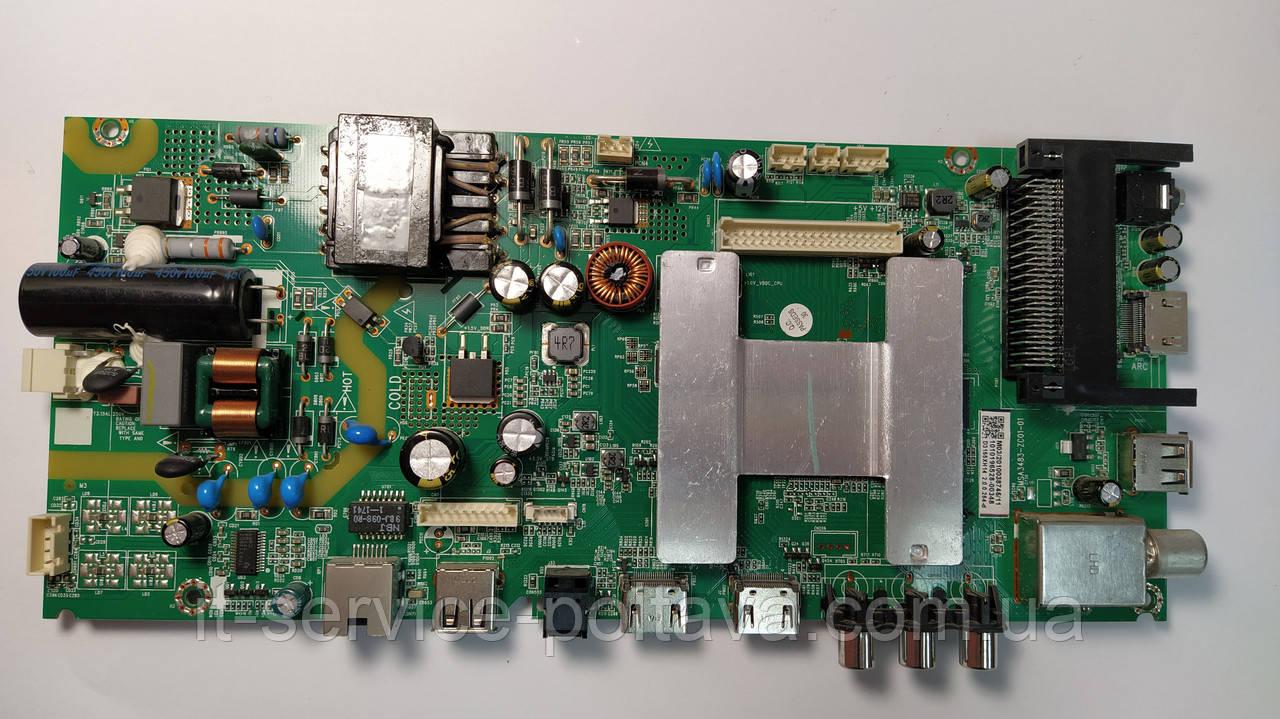 Материнська плата MSA3483-ZC01-01 для телевізора KIVI 32HK30G/32HK32G