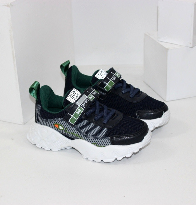 Текстильные кроссовки для мальчика 27-31