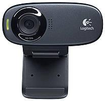 WEB-камера Logitech C310 HD Black (960-001065)