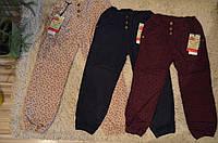 Котоновые брюки для девочек Гло Стори 98-128 см