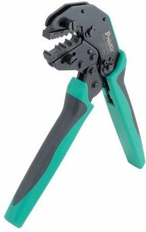Кримпер CP-371Y1, 12 AWG (2 мм), AWG 10 (2,6 мм), 14 AWG (1,6 мм), MC 4 Pro'sKit