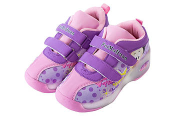 Кроссовки на роликах Elite - 32-33 Pink Or Yellow Bous (EL-1267-3233)