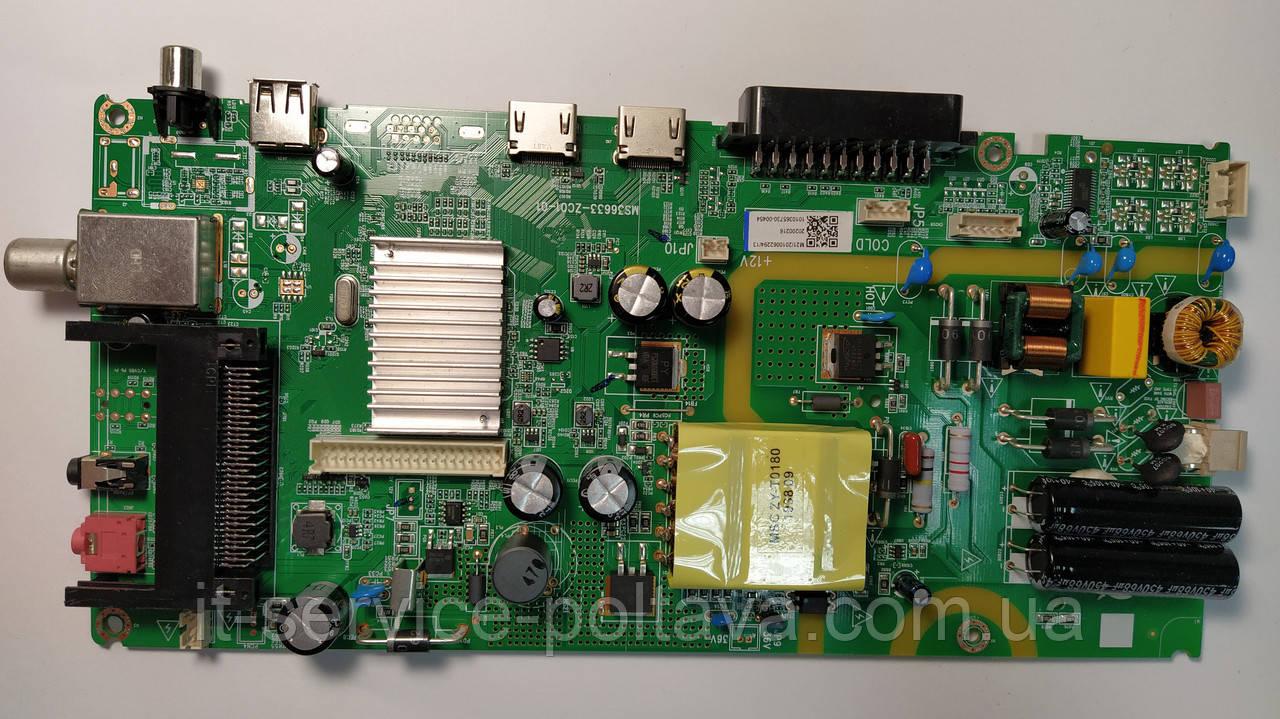 Материнська плата MAIN MS36633-ZC01-01 для телевізорів KIVI 40 FB50BU