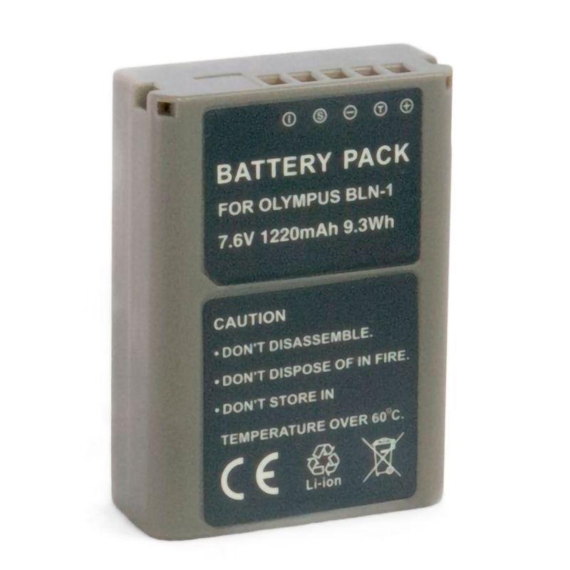 Аккумулятор для фотоаппарата Olympus BLN-1 (1220 mAh) BDO2699 Extradigital