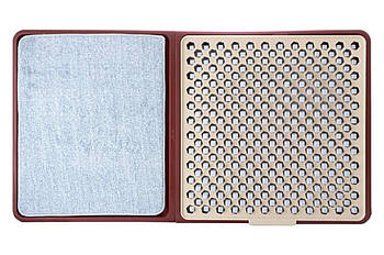 Килимок для дезінфекції взуття Elite - 450 x 450 мм