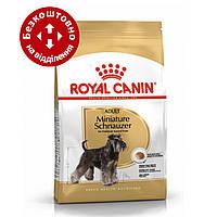 Royal Canin Schnauzer 7,5кг -корм для собак породы миниатюрный шнауцер