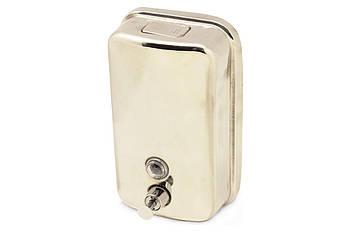 Дозатор для мыла Besser - 1000 мл металл (8304)